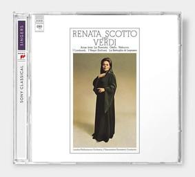 Renata Scotto - Renata Scotto sings Verdi