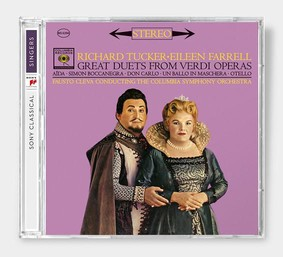 Richard Tucker, Eileen Farrell - Verdi: Great Duets
