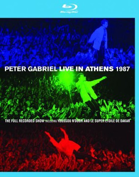 Peter Gabriel - Live In Athens 1987 [Blu-ray]