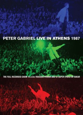 Peter Gabriel - Live In Athens 1987 [DVD]