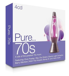 Various Artists - Pure... 70s