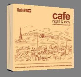 Various Artists - Cafe Night & Day. Volume 2
