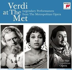 Various Artists - Verdi at the MET: Legendary Performances from The Metropolitan Opera