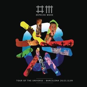Depeche Mode - Tour Of The Universe: Barcelona 20/21:11:09