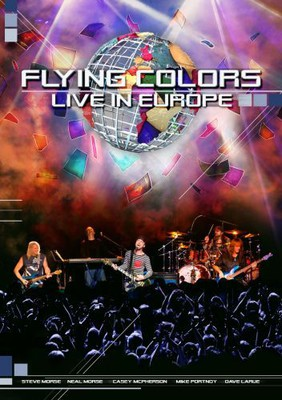 Flying Colors - Live In Europe [DVD]
