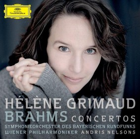 Helene Grimaud - Brahms: Piano Concerto