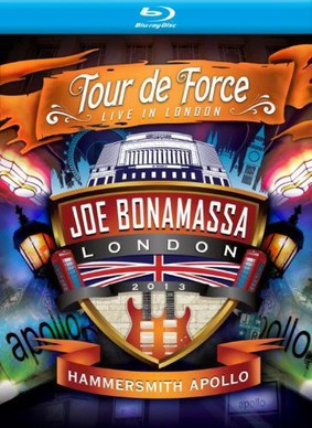 Joe Bonamassa - Tour De Force: Hammersmith Apollo [Blu-ray]