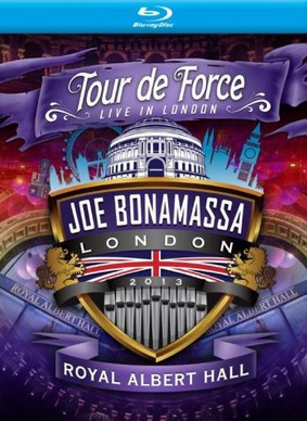 Joe Bonamassa - Tour De Force: Royal Albert Hall [Blu-ray]
