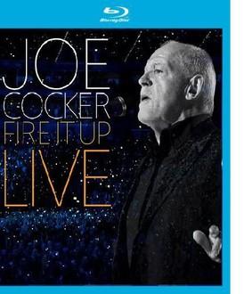 Joe Cocker - Fire It Up - Live [Blu-ray]