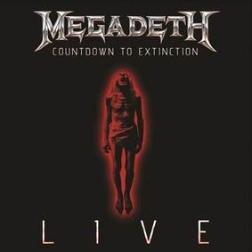 Megadeth - Countdown To Extinction Live [DVD]