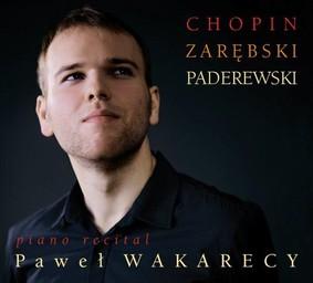 Paweł Wakarecy - Piano Recital