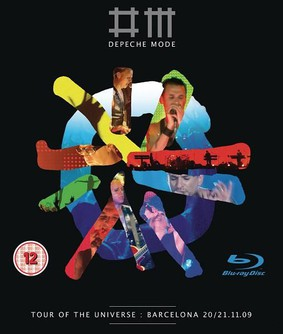 Depeche Mode - Tour Of The Universe: Barcelona 20/21:11:09 [Blu-ray]