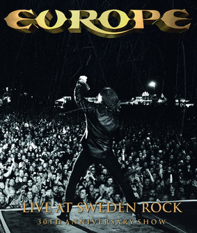 Europe - Live At Sweden Rock - 30th Anniversary Show [DVD]