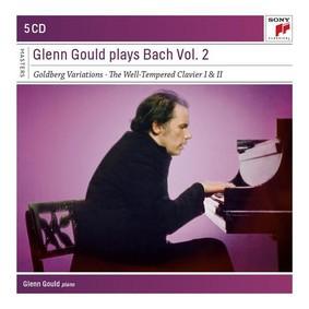 Glenn Gould - Glenn Gould Plays Bach. Volume 2