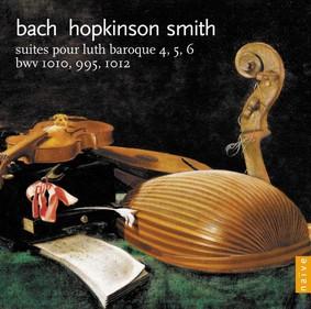 Hopkinson Smith - Bach: Suites Nos. 4, 5, 6