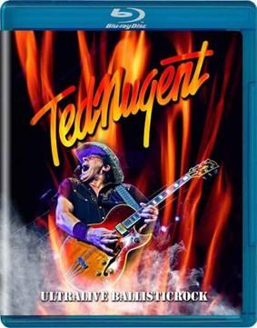 Ted Nugent - Ultralive Ballisticrock [Blu-ray]