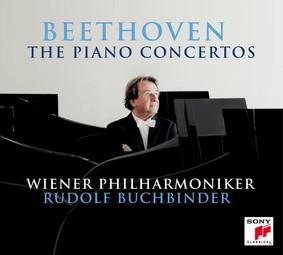 Rudolf Buchbinder - Beethoven: The Piano Concertos