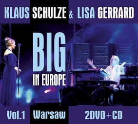 Klaus Schulze - Big in Europe. Volume 1:  Warsaw [DVD]