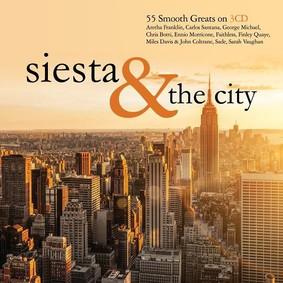 Various Artists - Siesta & The City