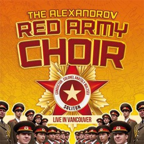 The Aleksandrov Red Army Choir - Live in Vancouver