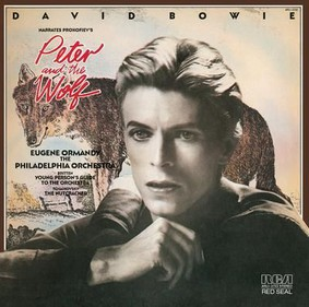 Eugene Ormandy - David Bowie narrates Prokofiev's Peter and the Wolf & Britten's The Young Person's Guide to the Orchestra