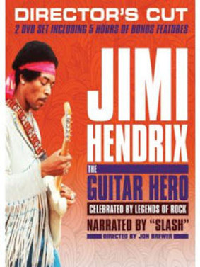 Jimi Hendrix - The Guitar Hero [DVD]