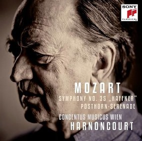 Nikolaus Harnoncourt - Mozart: Symphony No. 35 / Posthorn-Serenade