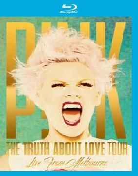 Pink - The Truth About Love Tour: Live From Melbourne [Blu-ray]