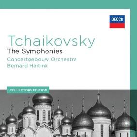 Royal Concertgebouw Orchestra - Czajkowski: The Symphonies