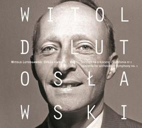 Stanisław Skrowaczewski - Lutosławski: Opera Omnia 4