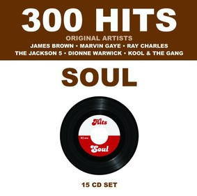Various Artists - 300 Hits: Soul