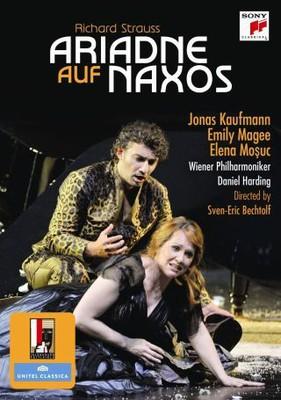 Daniel Harding - Strauss: Ariadne auf Naxos [DVD]