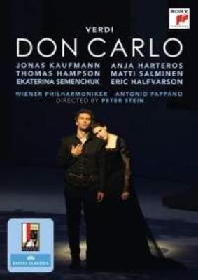 Antonio Pappano - Verdi: Don Carlo [Blu-ray]