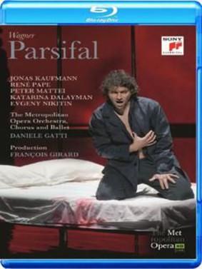 Daniele Gatti - Wagner: Parsifal [Blu-ray]