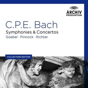 Trevor Pinnock - Bach: Symphonies & Concertos