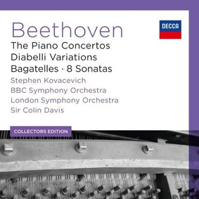 Stephen Kovacevich - Beethoven: The Piano Concertos