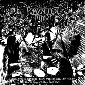 Forgotten Tomb - Darkness In Stereo: Eine Symphonie Des Todes - Live In Germany [DVD]