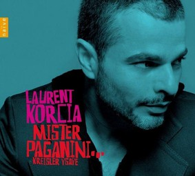 Laurent Korcia - Mister Paganini