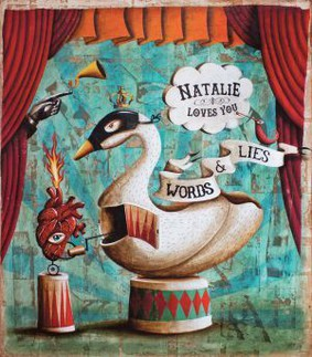 Natalie Loves You - Words & Lies