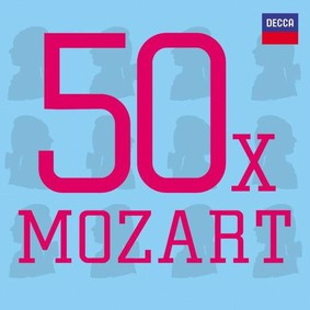 Various Artists - 50 X Mozart