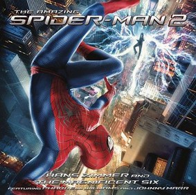 Various Artists - Niesamowity Spider-Man 2 / Various Artists - The Amazing Spider-Man 2