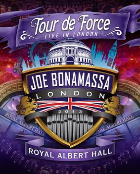Joe Bonamassa - Tour De Force - Royal Albert Hall [Live]