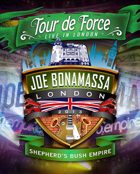 Joe Bonamassa - Tour De Force - Shepherd's Bush Empire [Live]