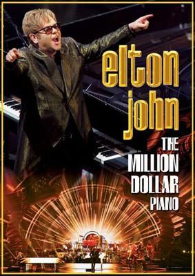 Elton John - The Million Dollar Piano [DVD]