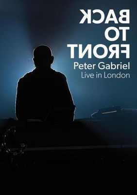 Peter Gabriel - Back To Front: Live In London [DVD]