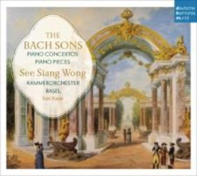 See Siang Wong - The Bach Sons: Piano Concertos & Solo Pieces