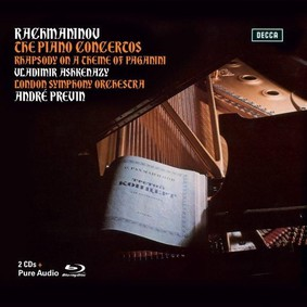 Vladimir Ashkenazy - Rachmaninov: Piano Concertos