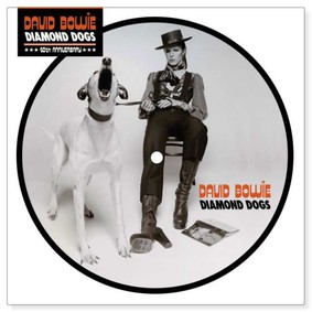 David Bowie - Diamond Dogs (40th Anniversary 7' Picture Disc)