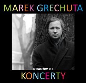 Marek Grechuta - Koncerty: Kraków 81