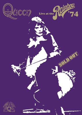 Queen - Live at the Rainbow '74 [DVD]